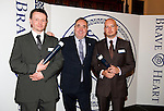 First Minister presents a 2011 Brave@Heart award to PC Nicholas Boyd and PC Enoch Stickings from Moray. .Pic Kenny Smith, Kenny Smith Photography.6 Bluebell Grove, Kelty, Fife, KY4 0GX .Tel 07809 450119,