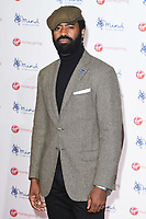 Nicholas Pinnock<br /> arriving for the Giving Mind Media Awards 2017 at the Odeon Leicester Square, London<br /> <br /> <br /> ©Ash Knotek  D3350  13/11/2017