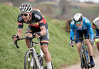 Belgian National Champion Dries De Bondt (BEL/Alpecin-Fenix)<br /> <br /> 64th E3 Classic 2021 (1.UWT)<br /> 1 day race from Harelbeke to Harelbeke (BEL/204km)<br /> <br /> ©kramon