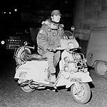 Kinks Pete Quaife 1960's..© Chris Walter..