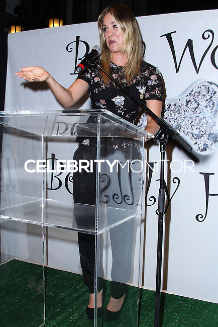 """BEVERLY HILLS, CA - OCTOBER 27: Actress Kaley Cuoco attends the """"Bow Wow Beverly Hills"""" Presents The Big Bark Theory Halloween Event benefiting The Amanda Foundation held at Two Rodeo Drive on October 27, 2013 in Beverly Hills, California. (Photo by Xavier Collin/Celebrity Monitor)"""
