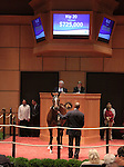 10  November  2009 Fasig TIpton November Breeding Stock sale.  Hip #20 Storm Mesa, consigned by Taylor Made Sales Agency sells for $725,000 to Woodford Thoroughbreds.
