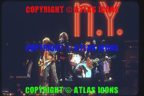 NEW YORK DOLLS, LIVE, CIRCA 1970's,<br /> Photo Credit: JEFFREY MAYER/ATLASICONS.COM