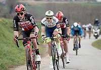 Jasper De Buyst (BEL/Lotto Soudal)<br /> <br /> 64th E3 Classic 2021 (1.UWT)<br /> 1 day race from Harelbeke to Harelbeke (BEL/204km)<br /> <br /> ©kramon