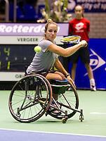 19-12-10, Tennis, Rotterdam, Reaal Tennis Masters 2010,   Jiske Griffioen
