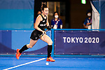 Kelsey Smith. Women's Pool B match between New Zealand and Japan, Oi Hockey Stadium, Tokyo, Japan, Monday 26 July 2021. <br /> Photo: AlishaLovrich/HockeyNZ/www.bwmedia.co.nz