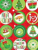 Sarah, GIFT WRAPS, GESCHENKPAPIER, PAPEL DE REGALO, Christmas Santa, Snowman, Weihnachtsmänner, Schneemänner, Papá Noel, muñecos de nieve, paintings+++++XMAS-13-B,USSB578,#gp#,#x#