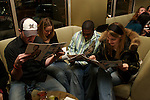 PROOF Magazine party at The Crave bar.Madison, WI.December 7, 2006<br />
