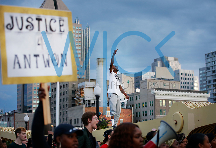 Antwon Rose Protest - Pittsburgh, PA June 22, 2018