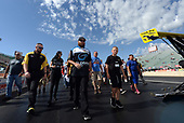 NHRA Mello Yello Drag Racing Series<br /> Summit Racing Equipment NHRA Nationals<br /> Summit Racing Equipment Motorsports Park, Norwalk, OH USA<br /> Sunday 25 June 2017 Alexis Dejoria, Patron, Funny Car, Shawn Langdon, Global Electronic Technology, Top Fuel Dragster,<br /> <br /> World Copyright: Will Lester Photography