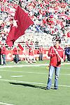 """Ol' Crimson - WSU ESPN """"GameDay"""" Flag"""