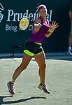 April 5,2018:  Kiki Bertens (NED) defeated Fanny Stollar (HUN) 6-2, 6-4, at the Volvo Car Open being played at Family Circle Tennis Center in Charleston, South Carolina.  ©Leslie Billman/Tennisclix/CSM