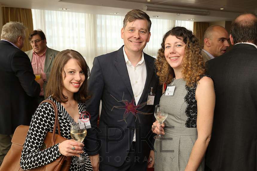 Pictured from left are Jacklyn Bartlett of Centrick Property, James Syson of Fresh Avenmue Property and Finola Brady of Finola Brady Architectural Services