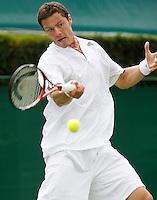 26-6-07,England, Wimbldon, Tennis, Safin