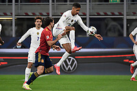 Raphael Varane of France during the Uefa Nations League final football match between Spain and France at San Siro stadium in Milano (Italy), October 10th, 2021. Photo Andrea Staccioli / Insidefoto