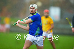 Michael Slattery, Kerry, during the Round 1 meeting of Kerry and Meath in the Joe McDonagh Cup at Austin Stack Park in Tralee on Sunday.