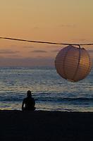Sunset contemplation, Sayulita, Mexico