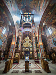 Monastery New Gracanica, Third Lake, Illinois<br /> <br /> The chapel is dedicated to the Protection of the Most Holy Mother of God