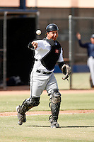 Miguel Gonzalez - Chicago White Sox 2009 Instructional League .Photo by:  Bill Mitchell/Four Seam Images..
