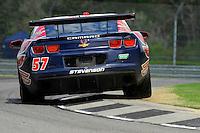 #57 Stevenson Motorsports Camaro GT.R of Ronnie Bremer & Robin Liddell class: Grand Touring (GT)