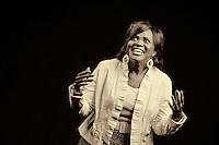 Gospel singer Arsenia Moore promo shots