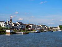 Rüdesheim am Rhein, Hessen, Deutschland, Europa<br /> Rüdesheim at river Rhine, Hesse, Germany, Europe