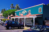 The Kalapawai Market is one of oahu's oldest family owned grocery stores.  Located in the town of Kailua on Oahu's windward side.