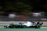 #77 Valteri Bottas; Mercedes AMG Team F1. Italian GP, Monza 5-8 September 2019<br /> Monza 07/09/2019 GP Italia <br /> Formula 1 Championship 2019 <br /> Photo Federico Basile / Insidefoto