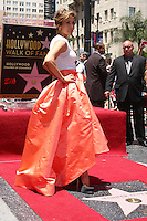 Jennifer Lopez Walk of Fame Ceremony