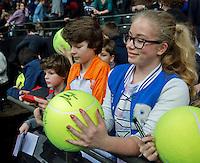 Rotterdam, The Netherlands. 15.02.2014. ABN AMRO World tennis Tournament<br /> Photo:Tennisimages/Henk Koster