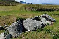 Neolithisches und bronzezeitliches Grab Roberts Cross, 2500-1200 v.Chr., Insel Herm, Kanalinseln
