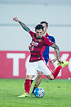 Guangzhou Defender Zhang Linpeng in action during the AFC Champions League 2017 Group G match between Guangzhou Evergrande FC (CHN) vs Suwon Samsung Bluewings (KOR) at the Tianhe Stadium on 09 May 2017 in Guangzhou, China. Photo by Yu Chun Christopher Wong / Power Sport Images