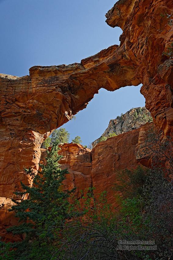 Devil's Bridge, near Sedona, Arizona