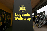 General view of the Legends Walkway ahead of Gloucestershire vs Essex Eagles, Royal London One-Day Cup Cricket at the Bristol County Ground on 3rd August 2021
