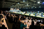 The Masters Club at the Hong Kong Jockey Club Trophy during the Longines Masters of Hong Kong at AsiaWorld-Expo on 09 February 2018, in Hong Kong, Hong Kong. Photo by Diego Diego Gonzalez / Power Sport Images