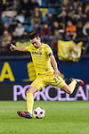 Bruno Soriano Llido of Villarreal CF in action during their Copa del Rey 2016-17 Round of 16 match between Villarreal and Real Sociedad at the Estadio El Madrigal on 11 January 2017 in Villarreal, Spain. Photo by Maria Jose Segovia Carmona / Power Sport Images