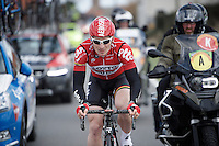 André Greipel (DEU/Lotto-Soudal) coming back to the bunch<br /> <br /> 78th Gent - Wevelgem in Flanders Fields (1.UWT)