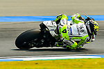 Angel Nieto Team's rider Alvaro Bautista of Spain rides during the MotoGP Official Test at Chang International Circuit on 18 February 2018, in Buriram, Thailand. Photo by Kaikungwon Duanjumroon / Power Sport Images