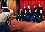 """Supreme Court of the United State is the highest judicial body in the United States consists of Chief justice and eight Associate Justices who are nominated by the President and confirmed with """"advice and consent"""" majority vote of the Senate Washington DC,  High Court, SCOTUS,"""