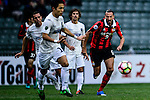 FC Seoul Forward Dejan Damjanovic (r) in action during the 2017 Lunar New Year Cup match between Auckland City FC (NZL) vs FC Seoul (KOR) on January 28, 2017 in Hong Kong, Hong Kong. Photo by Marcio Rodrigo Machado/Power Sport Images