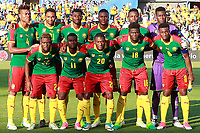 Cameroon's team photo during international friendly match. June 13,2017.(ALTERPHOTOS/Acero) (NortePhoto.com) (NortePhoto.com)