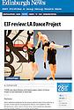 LA Dance, Playhouse, EIF, Edinburgh Evening News 28.08.13