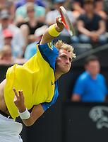 17-06-13, Netherlands, Rosmalen,  Autotron, Tennis, Topshelf Open 2013, ,  Thiemo de Bakker<br /> Photo: Henk Koster