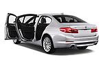 Car images of 2017 BMW 5-Series Sport 4 Door Sedan Doors