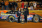 Oct 18, 2008; 11:12:57 PM;  Rural Retreat, VA, USA; FASTRAK Racing Series Grand Nationals race at Wythe Raceway. Mandatory Credit: (thesportswire.net)