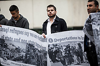 13.04.2017 - No Deportations To Iraq - Protest Outside The Home Office