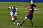 Liga IBERDROLA. Game 16.<br /> FC Barcelona vs UDG Tenerife Egatesa: 6-1.<br /> Andrea Pereira.