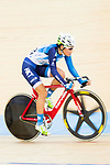 Pang Yao of Hong Kong compete on the Women's Omnium Points Race 4/4  during the 2017 UCI Track Cycling World Championships on 14 April 2017, in Hong Kong Velodrome, Hong Kong, China. Photo by Chris Wong / Power Sport Images