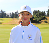 "Sebastian Sandin from Dunblane New Golf Club is named as one of the ""DreamTeam"" of Junior Golfers who have been selected to take part in the The Gleneagles Foundation inaugural 12 month scholarship programme  : Picture Stuart Adams, www.golftourimages.com: 19/09/2015"