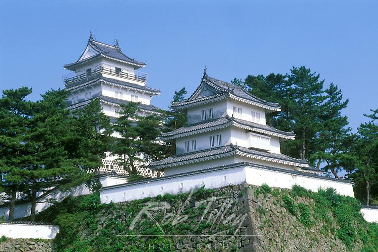 Asia, Japan, Nagasaki, Shimabara Castle